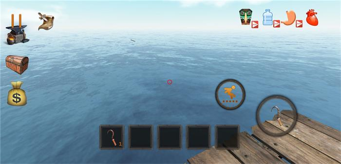生存娱乐游戏 救生筏绿化版