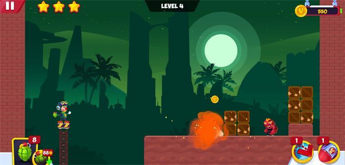 有趣的炸弹小游戏绿化版