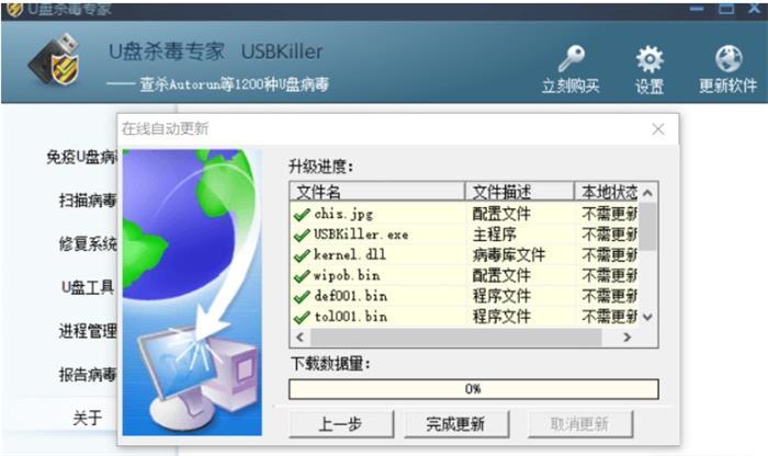 PC珍藏很久的U盘杀病毒器